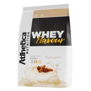 Whey Flavour (850g) ARROZ DOCE COM CÔCO – Atlhetica Nutrition