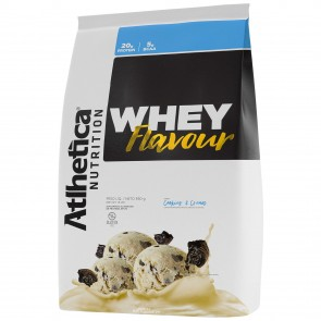 Whey Flavour (850g) COOKIES & CREAM – Atlhetica Nutrition