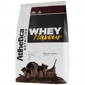 Whey Flavour (850g) MILK-SHAKE DE CHOCOLATE – Atlhetica Nutrition