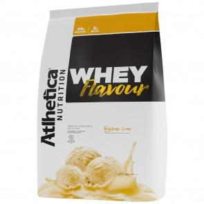 Whey Flavour (850g) MILK-SHAKE DE CREME – Atlhetica Nutrition
