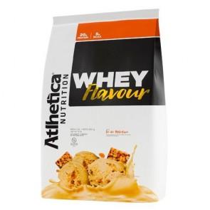 Whey Flavour (850g) PÉ DE MOLEQUE – Atlhetica Nutrition