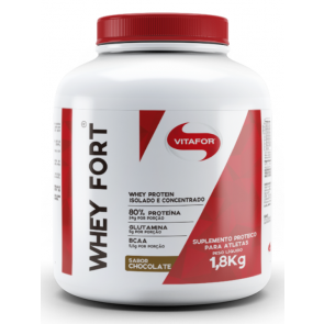 Whey Fort (1,8kg) CHOCOLATE – Vitafor