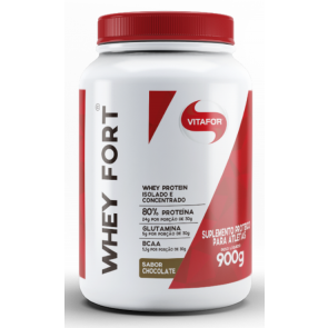 Whey Fort (900g) CHOCOLATE – Vitafor
