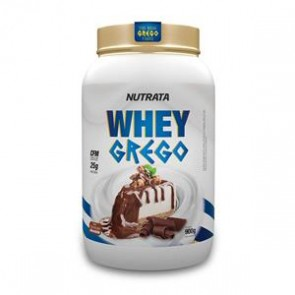 Whey Grego (900g) CHEESECAKE DE CHOCOLATE – Nutrata