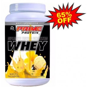 Prime Whey Protein Hydrolyzed BANANA (920g) - SES Nutrition