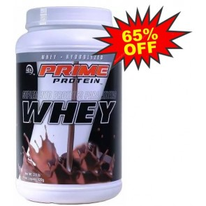 Prime Whey Protein Hydrolyzed CHOCOLATE (920g) - SES Nutrition