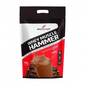 Whey Muscle Hammer (900g) CHOCOLATE – Body Action