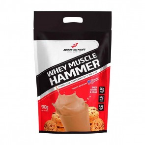 Whey Muscle Hammer (900g) COOKIES & CREAM – Body Action
